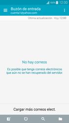 Samsung Galaxy A3 - E-mail - Configurar Yahoo! - Paso 4