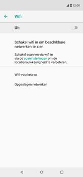 Wiko View 2 - Wifi - handmatig instellen - Stap 5
