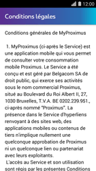 Huawei Ascend Y550 - Applications - MyProximus - Étape 10