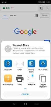 Huawei P20 - Internet - Internet browsing - Step 20