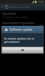 Samsung S7390 Galaxy Trend Lite - Software update - update installeren zonder PC - Stap 7