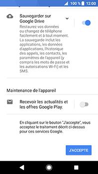 Sony Xperia XA2 Ultra - Applications - Créer un compte - Étape 17