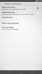 Sony C6833 Xperia Z Ultra LTE - Internet - Internet gebruiken in het buitenland - Stap 8