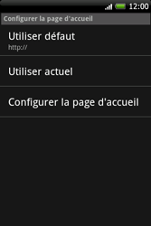 HTC A6262 Hero - Internet - Configuration manuelle - Étape 18