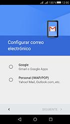 Huawei Y5 II - E-mail - Configurar Gmail - Paso 7