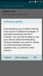 Samsung Galaxy A3 (2016) - Network - Installing software updates - Step 8