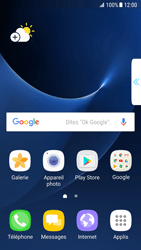 Samsung G935 Galaxy S7 Edge - Android Nougat - Applications - Télécharger des applications - Étape 1