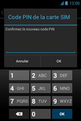 Bouygues Telecom Bs 351 - Sécuriser votre mobile - Personnaliser le code PIN de votre carte SIM - Étape 9