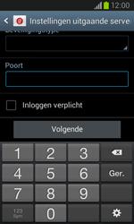 Samsung Galaxy Core (I8260) - E-mail - Account instellen (IMAP zonder SMTP-verificatie) - Stap 14