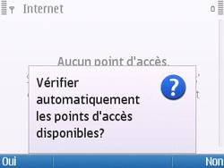 Nokia E5-00 - Internet - Configuration manuelle - Étape 9