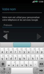Alcatel OT-5050X Pop S3 - Premiers pas - Créer un compte - Étape 10