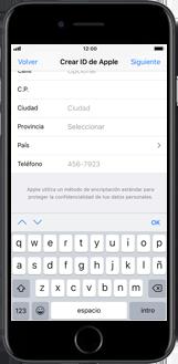 Apple iPhone 6 - iOS 11 - Aplicaciones - Tienda de aplicaciones - Paso 16