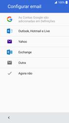 Alcatel Idol 4 VR - Primeiros passos - Como ligar o telemóvel pela primeira vez -  12