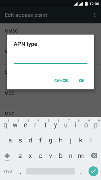 OnePlus 2 - Internet - Manual configuration - Step 16