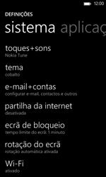 Nokia Lumia 625 - Email - Adicionar conta de email -  4