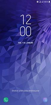 Samsung Galaxy J6 - Funções básicas - Como reiniciar o aparelho - Etapa 6