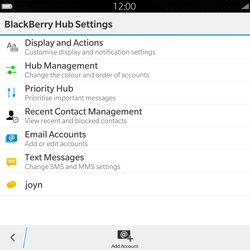 BlackBerry Passport - Mms - Manual configuration - Step 6