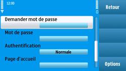 Nokia N97 - MMS - configuration manuelle - Étape 16