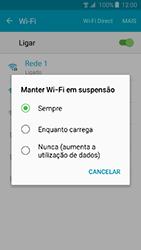 Samsung Galaxy J3 (2016) - Wi-Fi - Como ligar a uma rede Wi-Fi -  10
