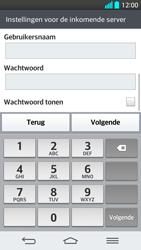 LG G2 (D802) - E-mail - Account instellen (IMAP zonder SMTP-verificatie) - Stap 11