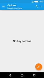 Sony Xperia M4 Aqua - E-mail - Configurar Outlook.com - Paso 5