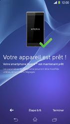 Sony Xpéria M2 - Premiers pas - Créer un compte - Étape 9