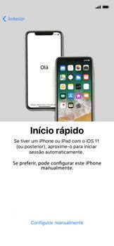 Apple iPhone XS - Primeiros passos - Como ligar o telemóvel pela primeira vez -  7