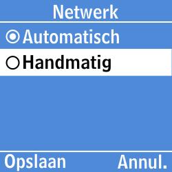 Samsung GT-E1200i - Buitenland - Bellen, sms en internet - Stap 5