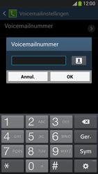 Samsung G386F Galaxy Core LTE - Voicemail - handmatig instellen - Stap 9