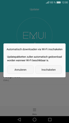 Huawei P9 - Toestel - Software update - Stap 7