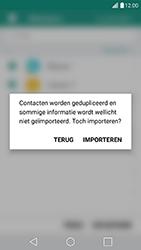 LG G5 SE (LG-H840) - Contacten en data - Contacten kopiëren van SIM naar toestel - Stap 13