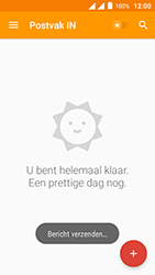 Alcatel Pixi 4 (5) 4G (5045X) - E-mail - Hoe te versturen - Stap 17