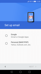 Huawei Huawei P9 Lite - E-mail - Manual configuration (gmail) - Step 7