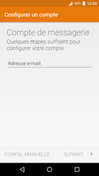 Acer Liquid Zest 4G - E-mail - Configuration manuelle (yahoo) - Étape 5