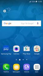 Samsung Galaxy S7 - Wi-Fi - Como usar seu aparelho como um roteador de rede wi-fi - Etapa 1