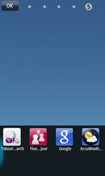 Samsung Wave 2 - Applications - Personnaliser l