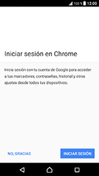 Sony Xperia XZ - Android Nougat - Internet - Configurar Internet - Paso 22