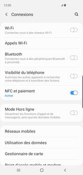 Samsung Galaxy S10 - Réseau - activer 4G - Étape 5