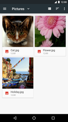 LG Nexus 5x - Android Nougat - E-mail - Hoe te versturen - Stap 14
