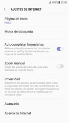 Samsung Galaxy S7 - Android Nougat - Internet - Configurar Internet - Paso 29