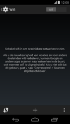 Google Nexus 5 - WiFi - Handmatig instellen - Stap 5