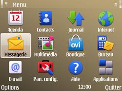 Nokia E72 - MMS - Configuration manuelle - Étape 20