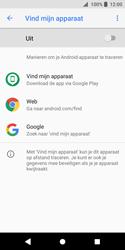 Sony Xperia XZ2 Compact - Beveiliging en privacy - Zoek mijn mobiel activeren - Stap 7
