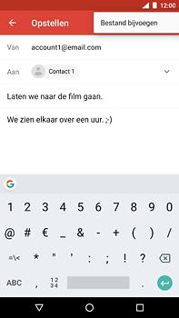 Nokia 6 (2018) - e-mail - hoe te versturen - stap 10