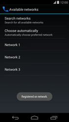 LG D821 Google Nexus 5 - Network - Usage across the border - Step 10