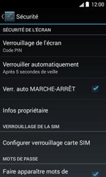 Bouygues Telecom Bs 403 - Sécuriser votre mobile - Activer le code de verrouillage - Étape 11