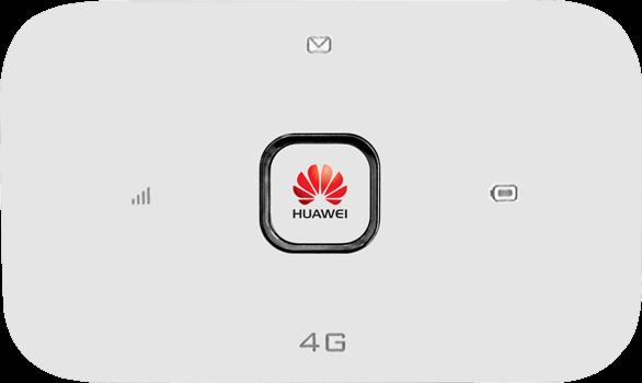 Huawei E5573B - Internet et connexion - Activer la 4G - Étape 1