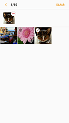 Samsung Galaxy S7 - Android Nougat - MMS - afbeeldingen verzenden - Stap 16