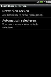 HTC A510e Wildfire S - Bellen - in het buitenland - Stap 7