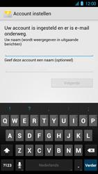 Huawei Ascend P1 LTE - E-mail - Handmatig instellen - Stap 16